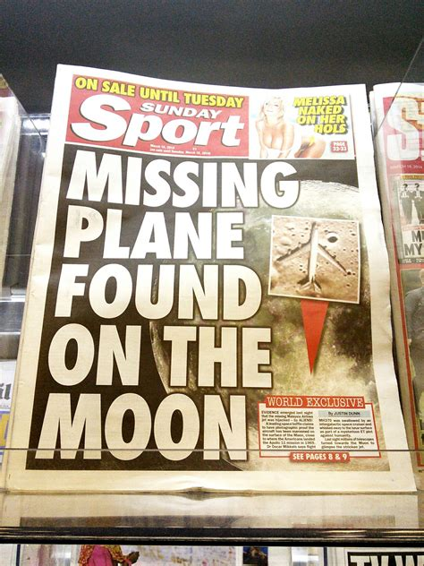 mh370 found on moon the missing malaysia airlines flight is on the moon and
