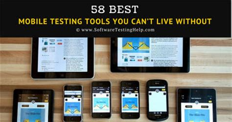 mobile testing software 58 best mobile testing tools androind and ios automation