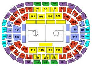 Ford Center Seating Ford Center Tickets Ford Center Oklahoma City Tickets