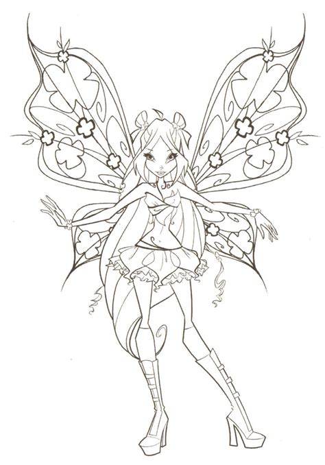 winx club believix coloring pages winx club flora believix coloring pages winx club