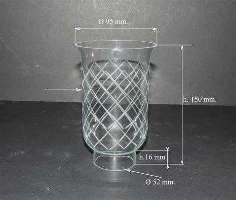 lade a sospensione in vetro paralumi vetro vetri di ricambio per ladari vetro per