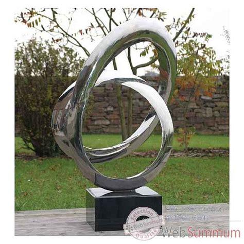 Sculpture Moderne Pour Jardin 2182 by D 233 Coration Int 233 Rieur Et Ext 233 Rieur Berdeco Sur Id 233 E