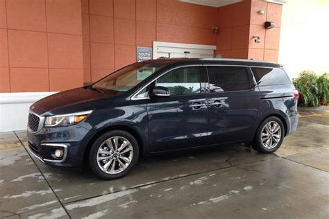 Kia Sedona Faults 2015 Kia Sedona Practicality Problems Autotrader