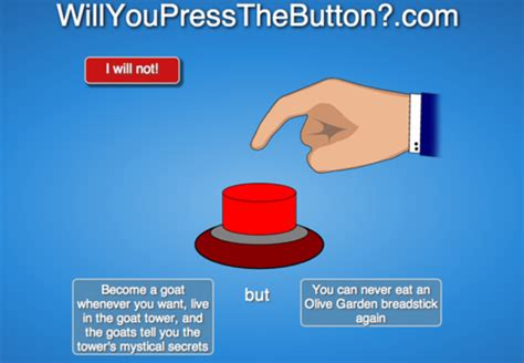 Meme Button - image 622038 will you press the button know your meme