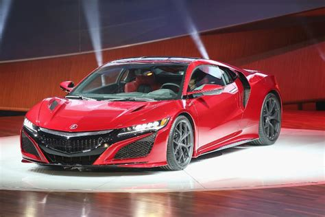 a pic of a car acura nsx in photos 13 new cars for 2016 forbes
