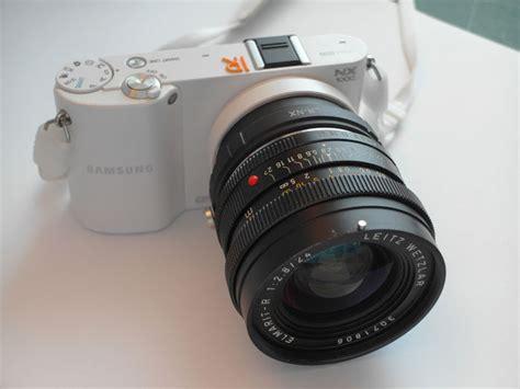 Kamera Samsung Nx1000 White infrared samsung nx1000 white 20 50mm nx1000 black 16mm catawiki