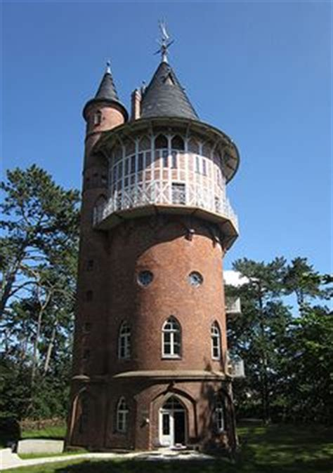 wasserturm waren route 66 the britten water tower on rt 66 in