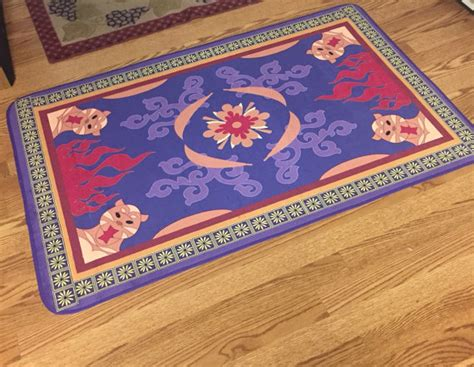 Magic Carpet Mat by Disney Discovery Magic Carpet Rug Mat