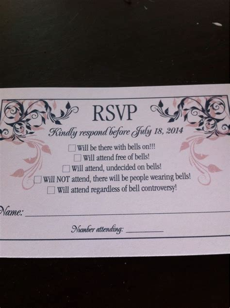reply to wedding invitation not able attend just got my brothers wedding invitation this is their