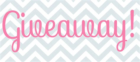 Enter Giveaway - friday favorites a giveaway