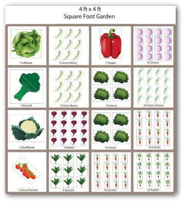 Square Foot Garden Planner by Eat Live Grow Paleo Square Foot Gardening Planning