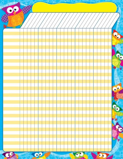 printable owl sticker chart the 32 best images about owl stars classroom theme on