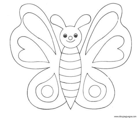 dibujos para imprimir y colorear videos y juegos de dibujo de mariposa 111 dibujos y juegos para pintar y