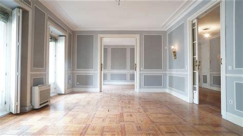 alquiler piso madrid edificio lujo barrio