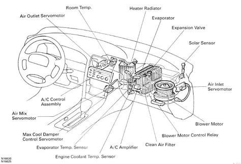 txv diagram how to replace a c expansion valve clublexus lexus