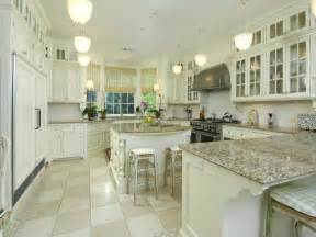 granite for white kitchen cabinets white kitchens with granite