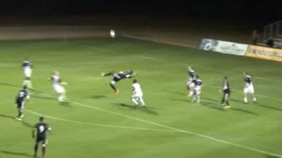 fc tucson's odaine sinclair scores spectacular bicycle