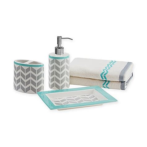bed bath and beyond bathroom accessory sets intelligent design nadia 5 piece bath accessory set www