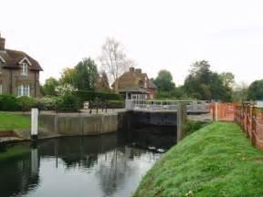 river thames map locks ham lock new cut river thames 169 martyn b cc by sa 2 0