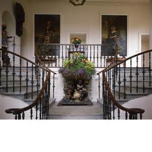 Black Staircase Banister Castle Of Mey Country Life Picture Library