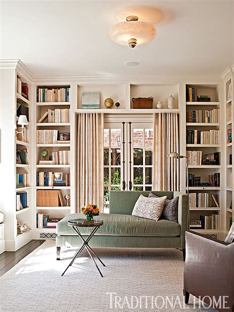 dazzling designer libraries traditional home