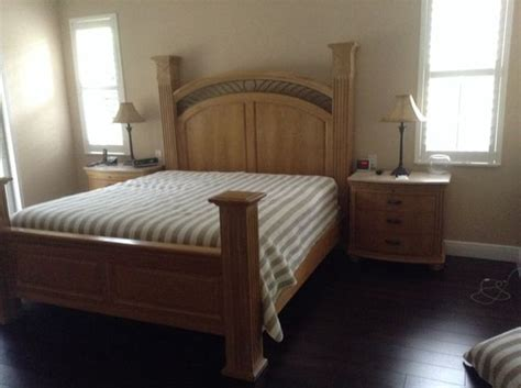 sell used bedroom furniture sell used bedroom furniture 28 lexington atlantic overtures king size bedroom set