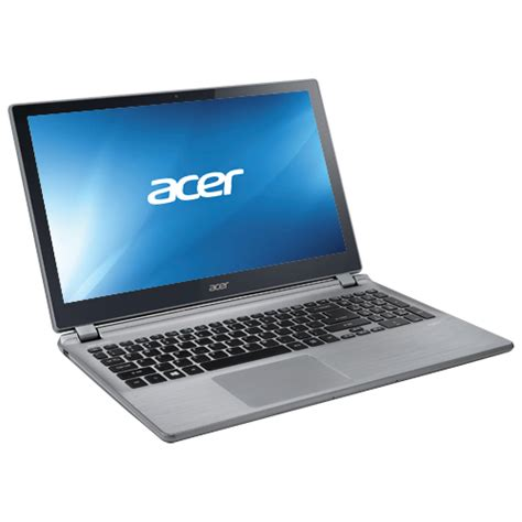 Laptop Acer Windows 8 Touch Screen acer v5 15 6 quot touchscreen laptop iron amd a8 5557m 500gb hdd 8gb ram windows 8 best buy