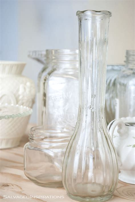 Jars And Vases by Best Spray Paint For Glass Salvaged Inspirations