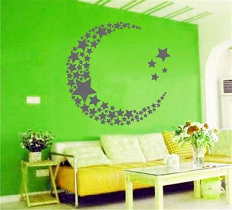 sun and moon home decor accessories for ramadan family