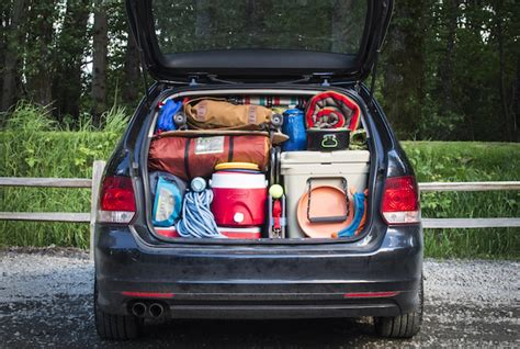 Can The Search The Trunk Of Your Car Without A Warrant 8 Tips For Packing Your Car For A Cing Trip Mental Floss