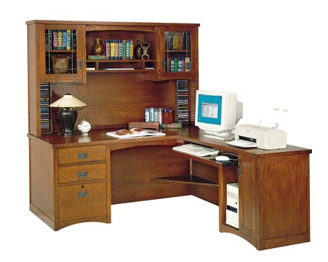 Lshaped Desk With Hutch Cool L Shaped Desk With Hutch Thediapercake Home Trend