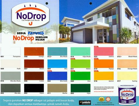 Cat Pelapis No Drop Jual No Drop Cat Pelapis Anti Bocor Jual Cat Besi Dan