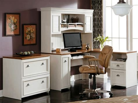 Bush Bennington L Shaped Desk Bush Cabot L Shaped Desk With Optional Hutch Whitevan