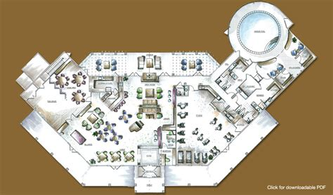 clubhouse layout plans for clubhouses home deco plans