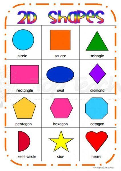 best 25 2d and 3d shapes ideas on 3d shapes activities 3d shapes and 3d shapes 25 best ideas about 2d shapes names on preschool shapes shape and preschool