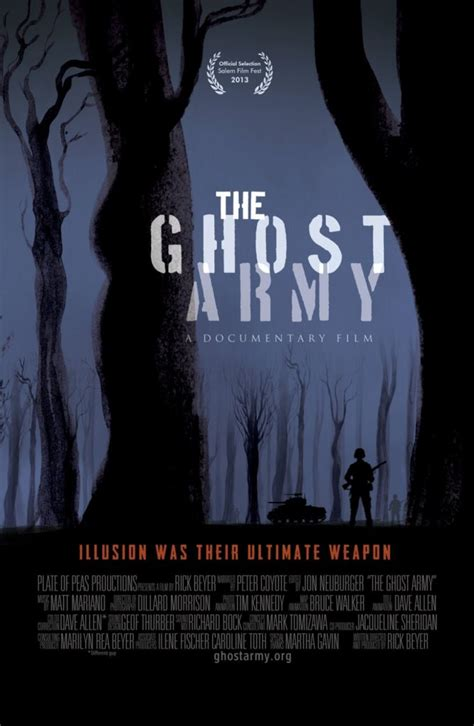Film Ghost Army | jim steg new work new orleans museum of art
