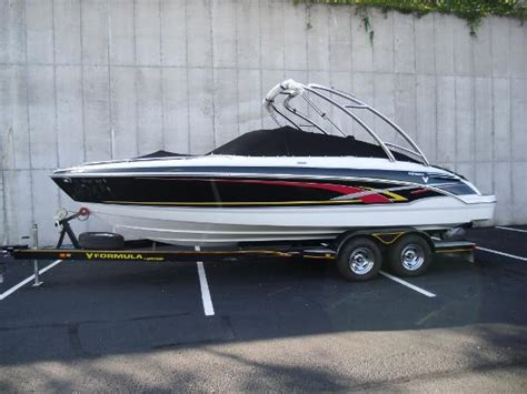 formula boats for sale chicago formula 240 bowrider boats for sale in united states