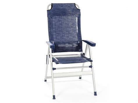 recliner chairs for caravans brunner kerry slim aluminium high back recliner chair