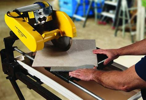 does home depot rent table saws how to cut tile with a saw at the home depot