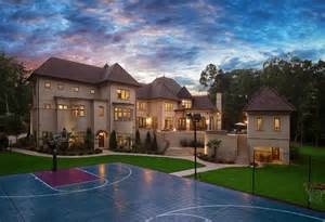 home at five 3 5 million 10 000 square foot inspired mansion in