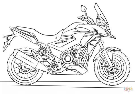 motorcycle coloring pages em  desenhos de motocross