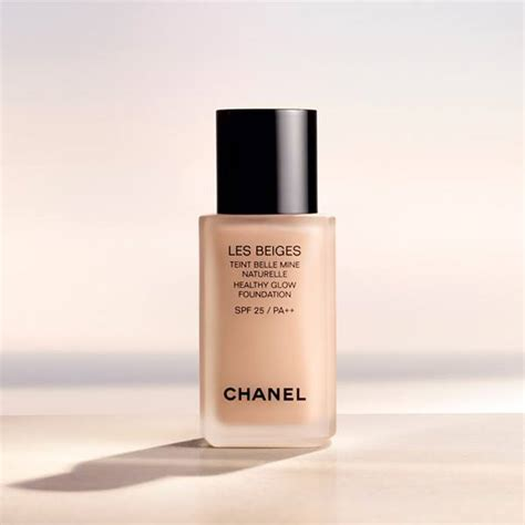 Chanel Les Beiges chanel les beiges healthy glow foundation 2016 trends and makeup