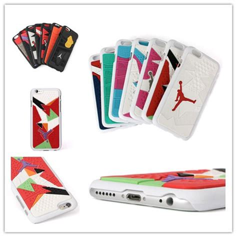 Iphone Jumpman Cover Casing 1 new arrival 3d sneakers sole pvc cover
