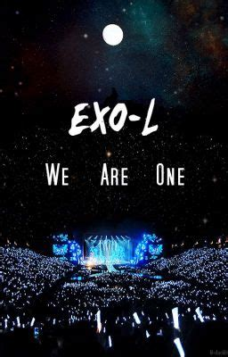 exo one and only exo l we are one xii wattpad