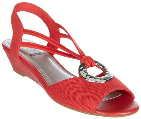 Wedges Jk Collection Jdd 1505 impo womens rivel wedge sandals ebay