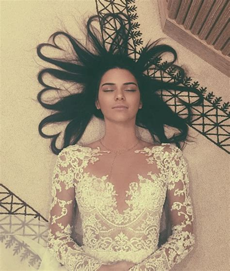 Jenner House Floor Plan kendall gives the full story behind her iconic insta