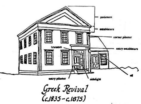 greek revival architecture features 25 best ideas about greek revival architecture on