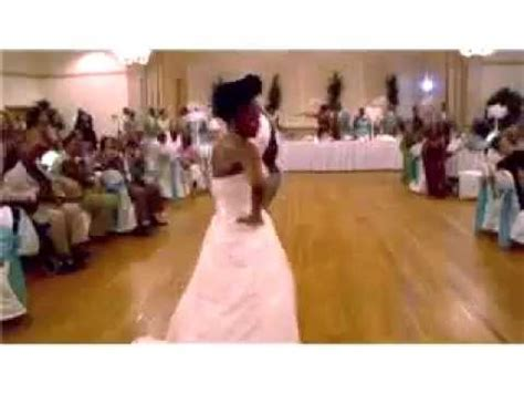 Harris the best soulful wedding reception first dance ever