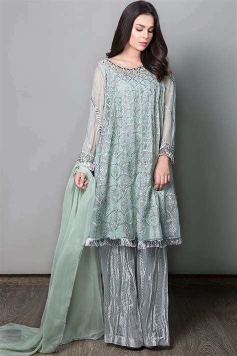 latest maria  pret stitched summer dresses designs