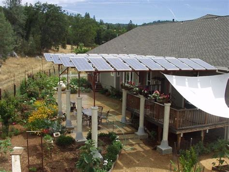 Solar Panels For Homes In Mexico - shade structures created with solar panels creative